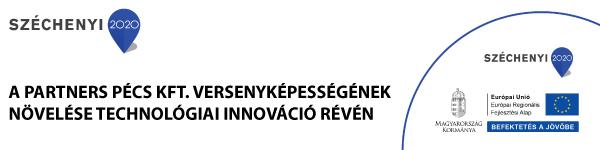 Partners Pécs Kft. GINOP-2.1.8-17-2017-00356